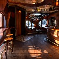 Bar Raval, Toronto, Canada