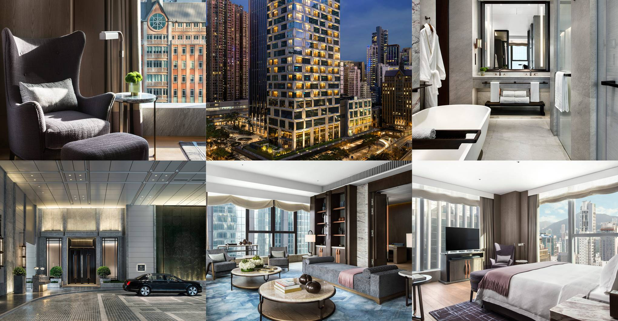 The St Regis Hong Kong hotel review: First In