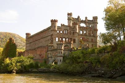 Bannerman Castle, New York, USA