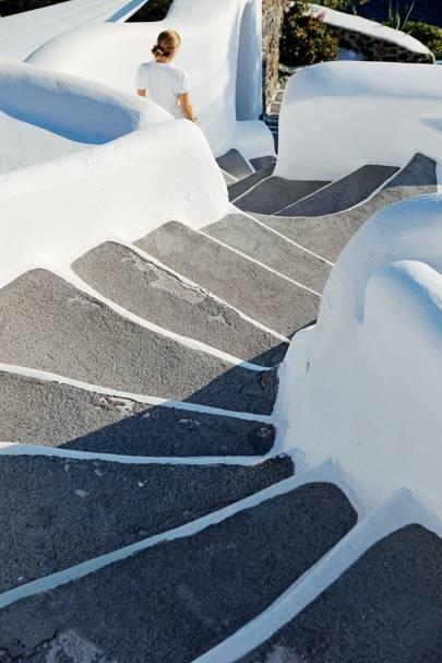 Santorini guide