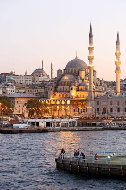 istanbul turley gettyimages 815708430 Amber list countries: Which destinations require quarantine at home?