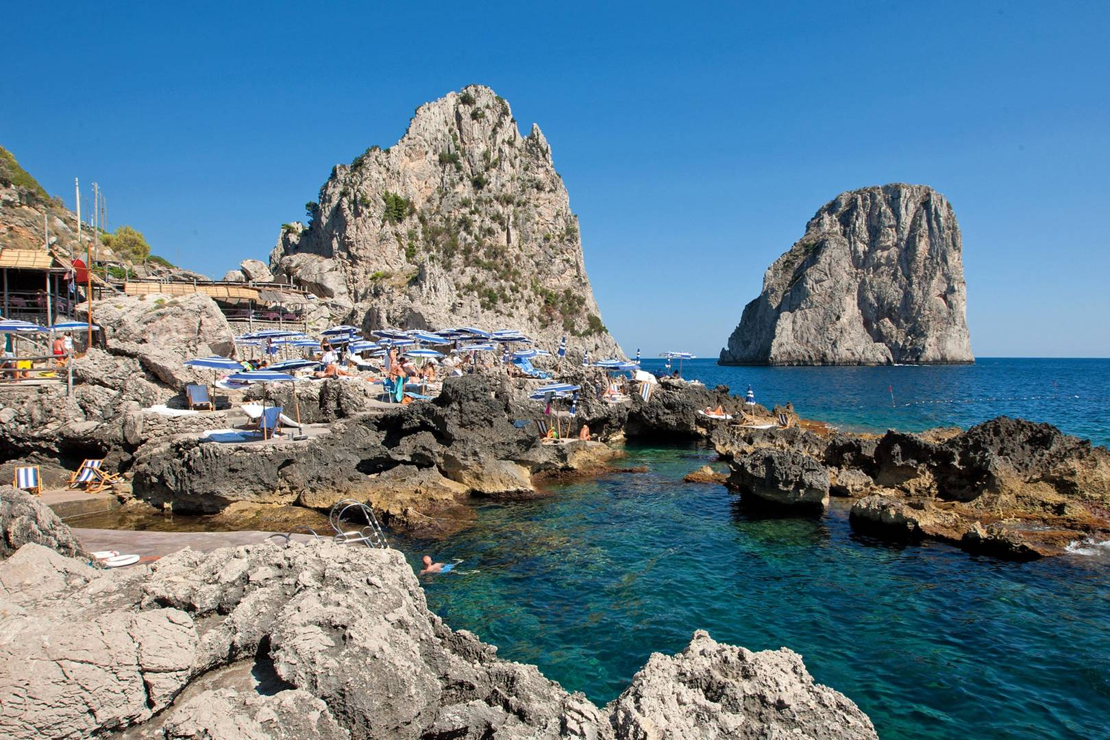 Luxury Travel Guide Capri Italy Cn Traveller