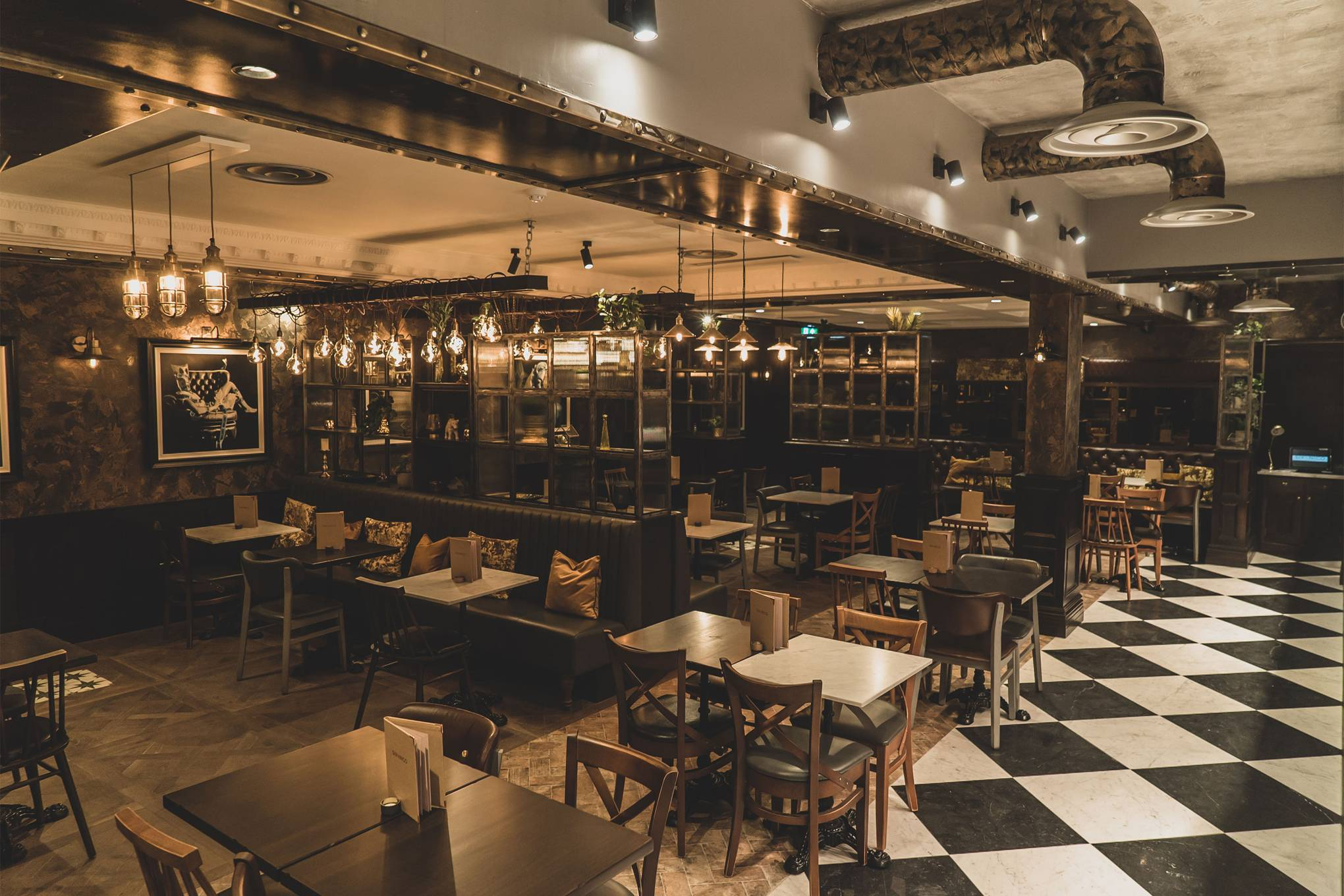 New Zealand Flag bar runner counter mat Cocktail Bars pubs