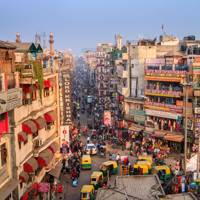2. Delhi, India