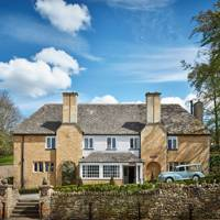The Fish Hotel, Cotswolds