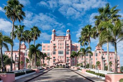 The Don CeSar, St Petersburg, Florida