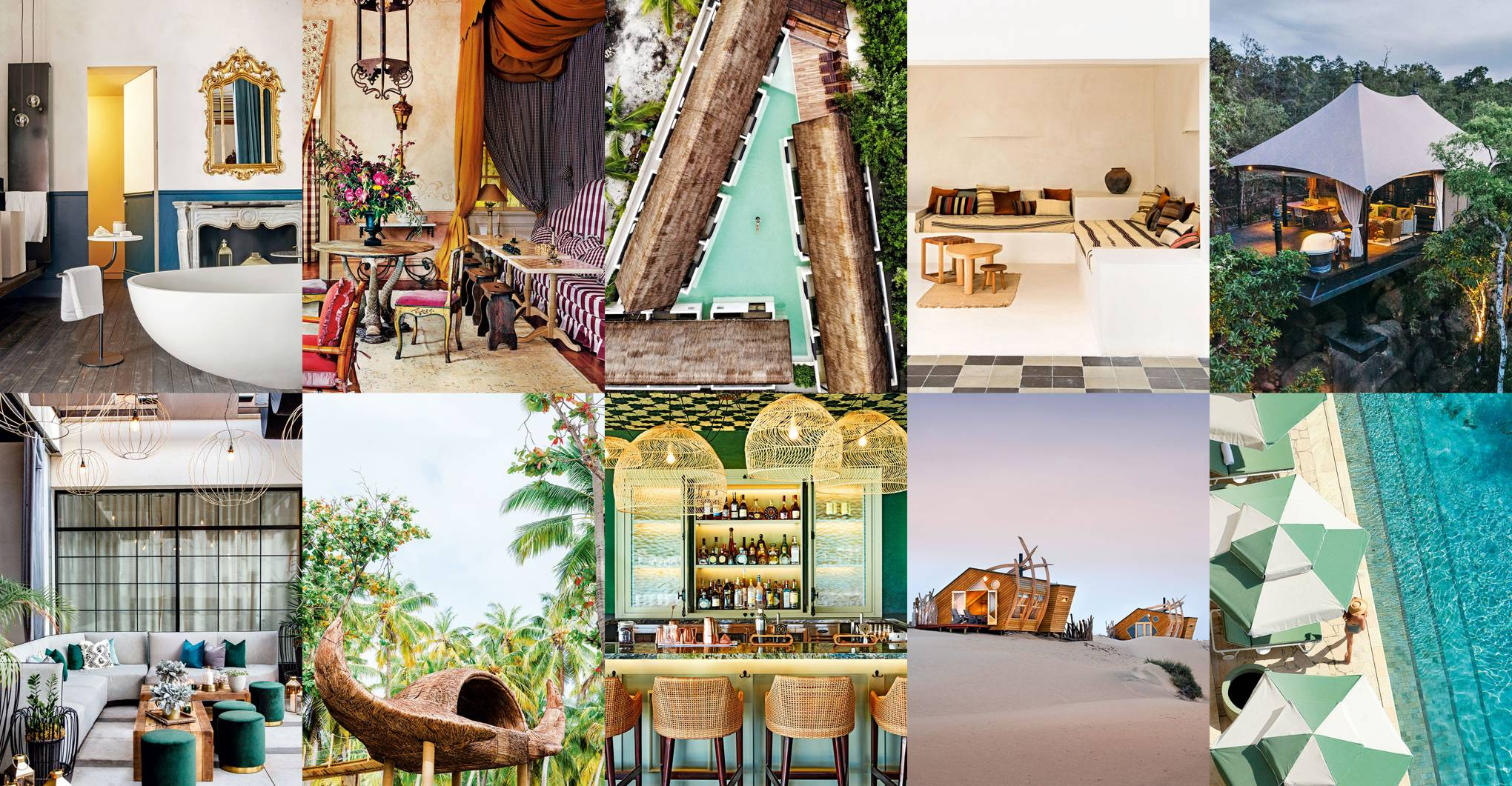The best new hotels in the world: the Hot List 2019