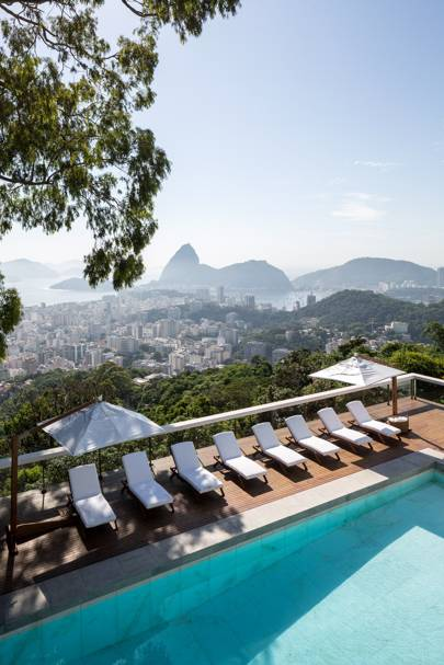 Vila Santa Teresa, Rio de Janeiro