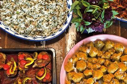 Asma Yaprağı restaurant, Alaçatı