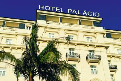 Hotel Palacio Estoril, near Lisbon, Portugal