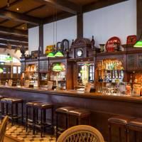 The Long Bar at Raffles Singapore
