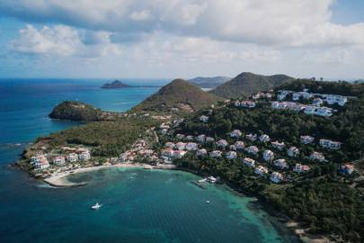4. Windjammer Landing Villa Beach Resort in St Lucia is offering 20% off