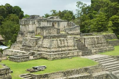 7. CARACOL, BELIZE