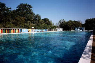 London S Best Lidos Outdoor Swimming Pools Cn Traveller