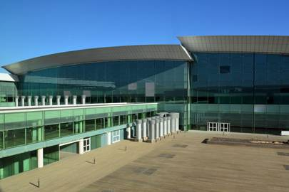 9. El Prat Airport, Barcelona