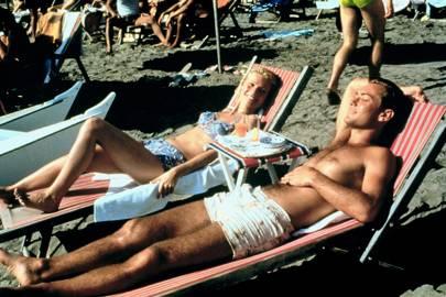 Bagno Antonio, Ischia THE TALENTED MR RIPLEY (1999)