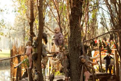 The Island of the Dolls, Xochimilco, Mexico