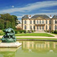 Film locations in Paris: La Museé Rodin