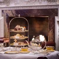 AFTERNOON TEA AT THE GORING HOTEL