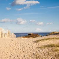 WALBERSWICK BEACH, SUFFOLK