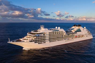 Seabourn Encore, Greece to Singapore