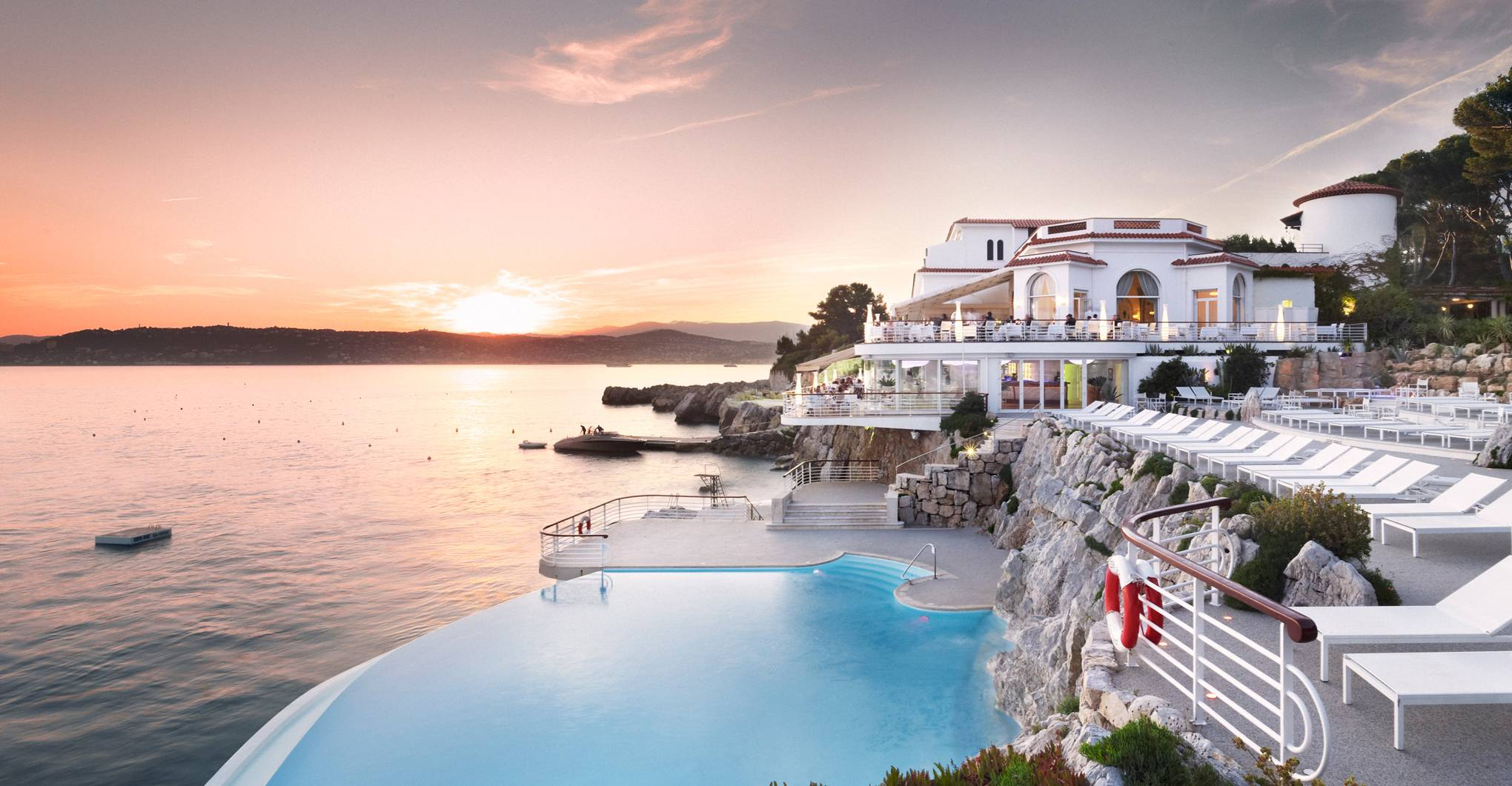 The best hotels in Europe 2018