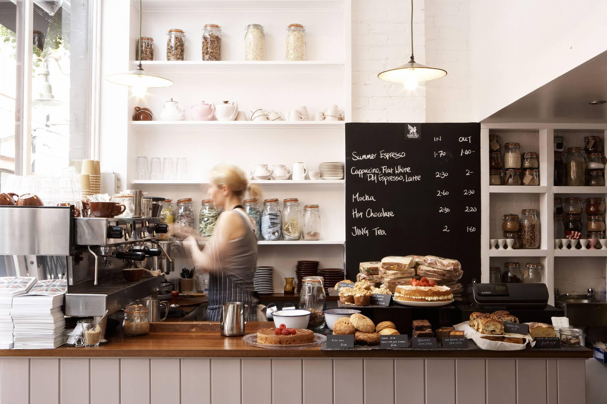 London's loveliest neighbourhood cafés | CN Traveller