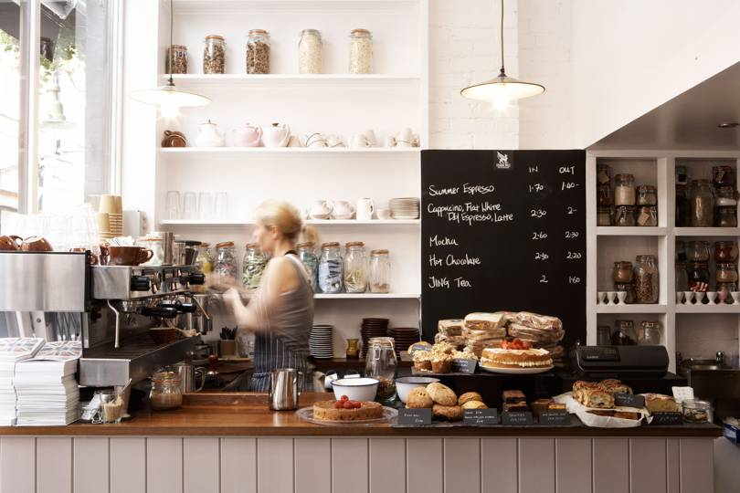 London's loveliest neighbourhood cafés