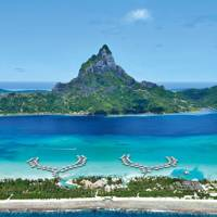 3. InterContinental Bora Bora Resort & Thalasso Spa, French Polynesia