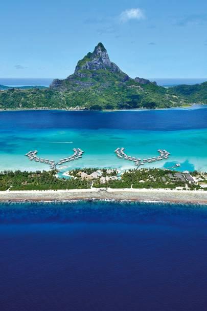 3. InterContinental Bora Bora Resort & Thalasso Spa, French Polynesia