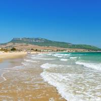 10. Playa de Bolonia, Tarifa, Andalucía