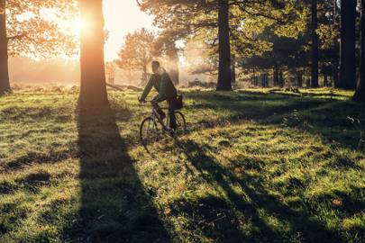 Try a new cycling route