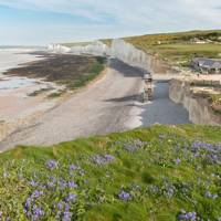 1. Seven Sisters walk (Seaford to Eastbourne), East Sussex