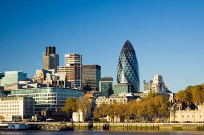 Best UK city: London