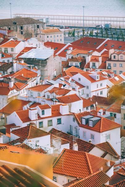 5. Rooftops / View from Miradouro de Santa Luzia