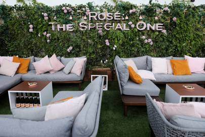 VEUVE CLICQUOT 'BROSÉ ON THE ROOF' AT SELFRIDGES ROOFTOP