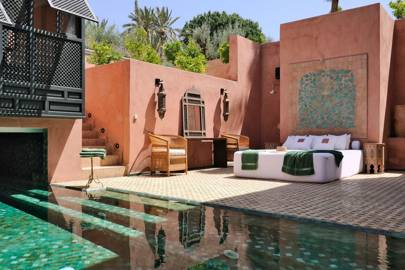 Villa Alkhozama, Marrakech
