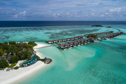 8. Four Seasons Resort Maldives at Kuda Huraa. Score 89.57