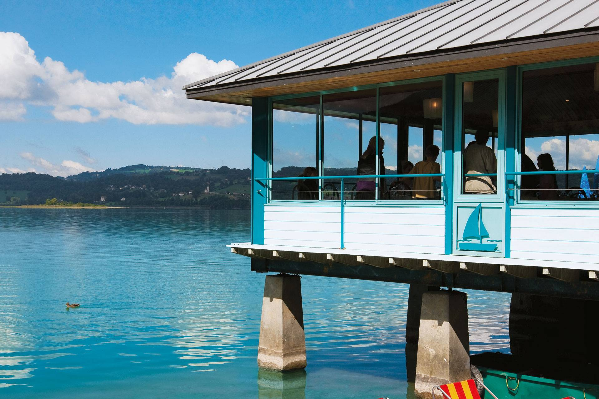 The Best Lakes Hotels And Restaurants In The French Lake