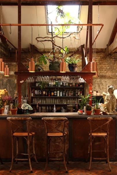 2. Andi's Wadadli's Kitchen, Clapton