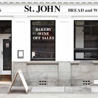 ST JOHN, Spitalfields