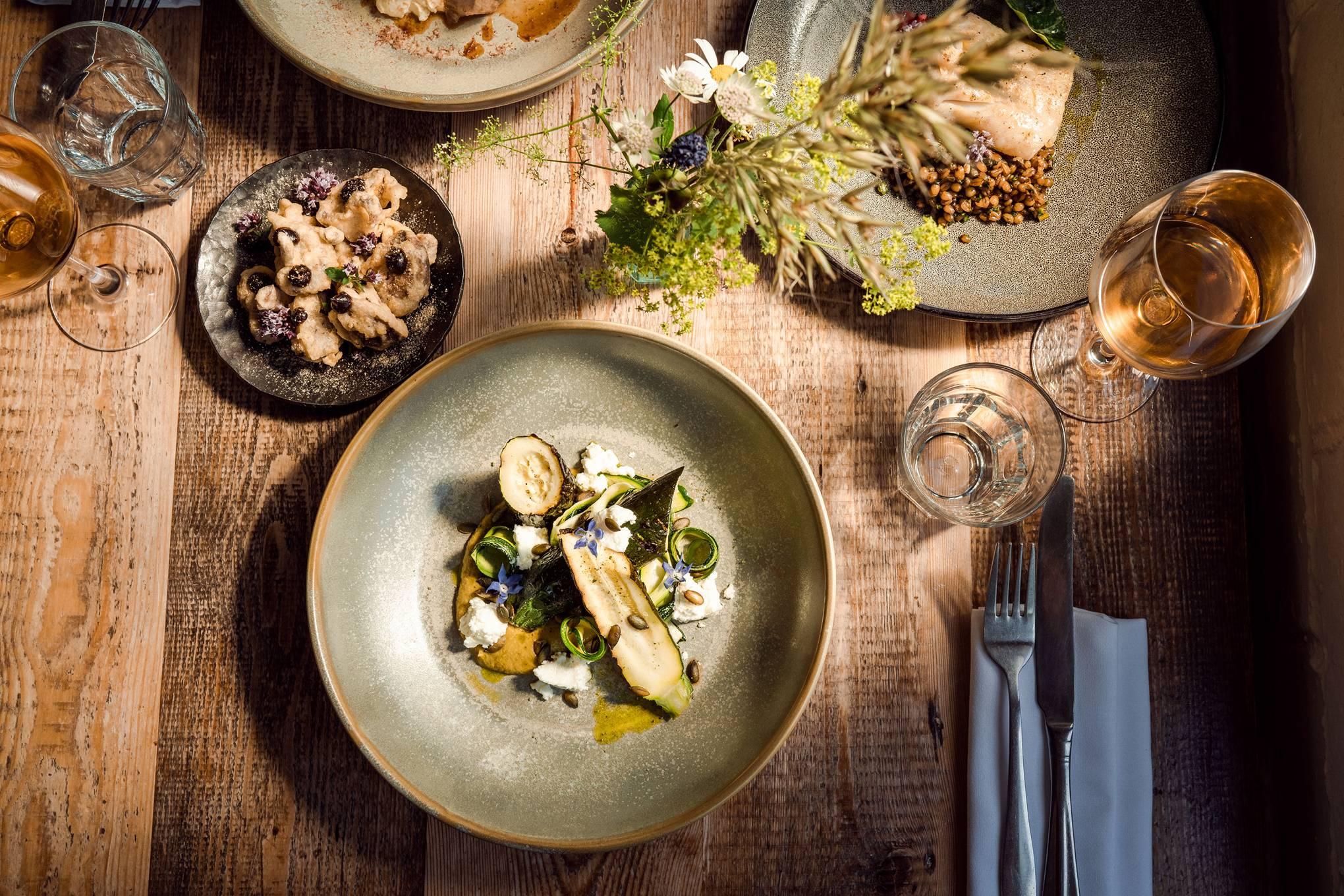 9 of the best restaurants in Somerset