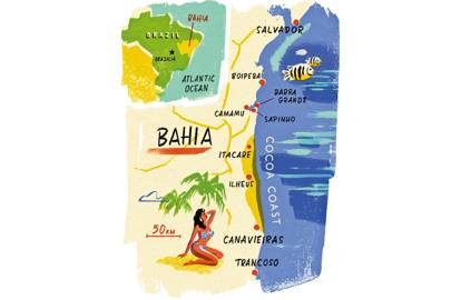 BAHIA: TRAVEL TIPS