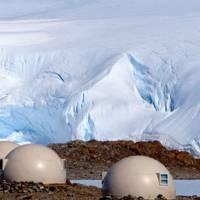 Antartic luxury