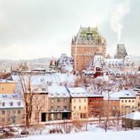 8. Quebec City