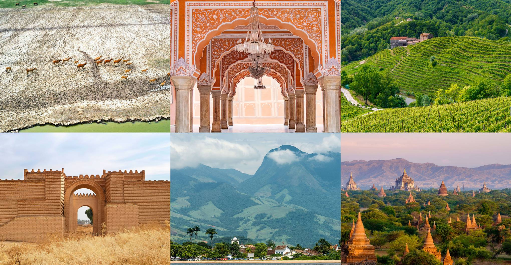 UNESCO Sites - cover
