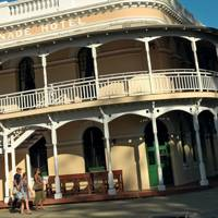 Staying in Fremantle