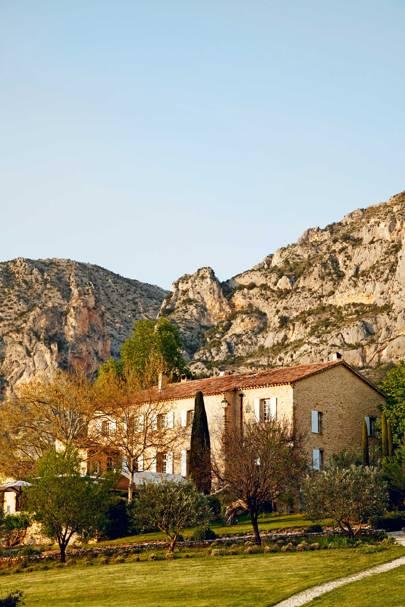 La Bastide de Moustiers, Provence