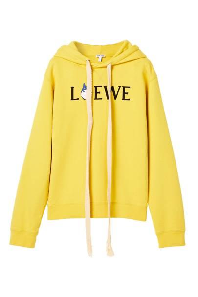Loewe x My Neighbor Totoro hoodie