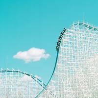 White Cyclone at Nagashima Spa Land